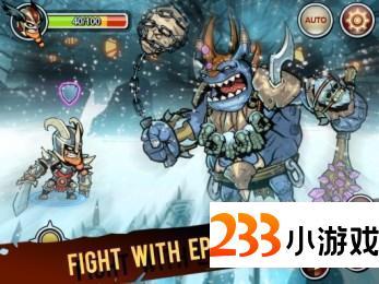 真勇士千年的传说 - 233小游戏