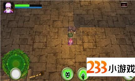 地牢逃脱 - 233小游戏