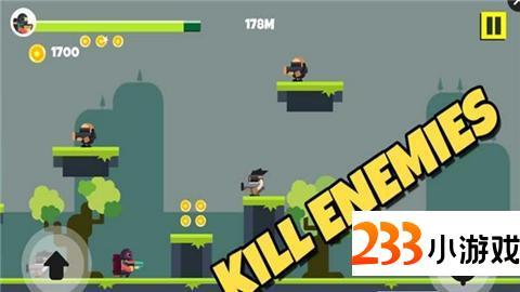 喷射背包少年之旅 - 233小游戏