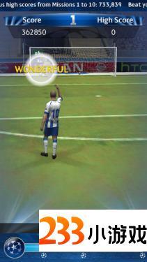 欧足联点球大赛 - 233小游戏