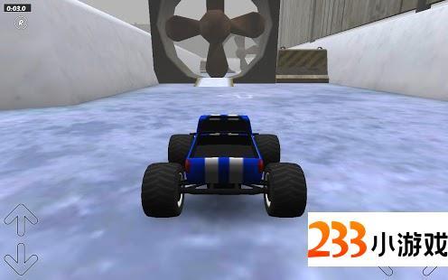 玩具卡车拉力赛3D - 233小游戏