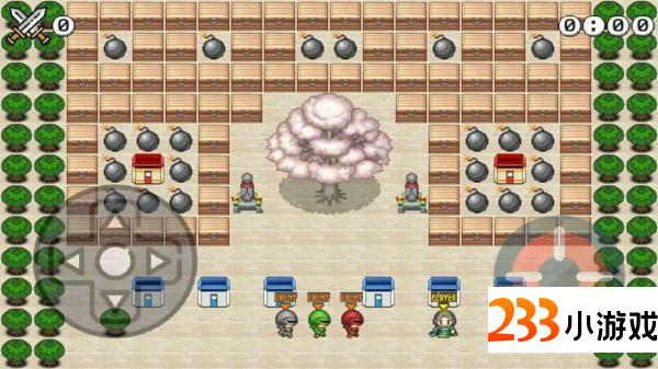 炸弹猎人 - 233小游戏