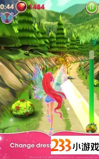 天使跑酷 - 233小游戏