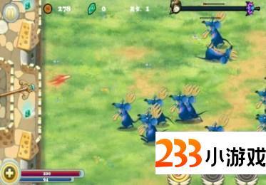 糖果城堡 - 233小游戏