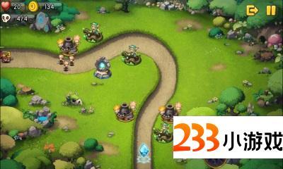 勇者城堡战 - 233小游戏