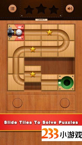 Unblock Ball - Block Puzzle - 233小游戏