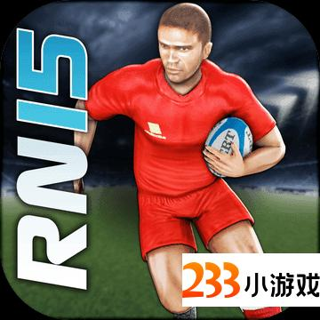 Rugby Nations 15 - 233小游戏