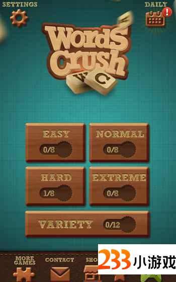 Words Crush! - 233小游戏