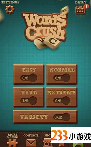 WordsCrush! - 233小游戏