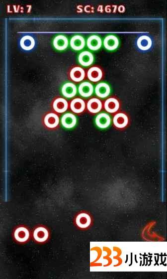 炫光泡泡 - 233小游戏