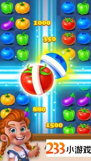 水果农场传奇 - 233小游戏