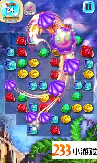 曼陀罗宝石 - 233小游戏