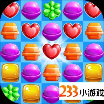 Candy Fun Match - 233小游戏