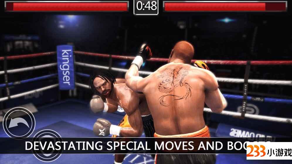 拳击冠军:真正的拳头拳 - 233小游戏