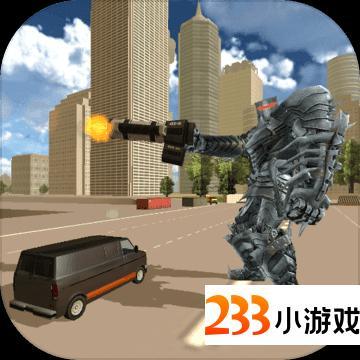 Flying Kill Machnie - 233小游戏