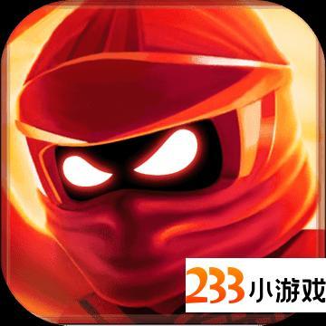 The Red Ninja Warrior - Run and Fight - 233小游戏