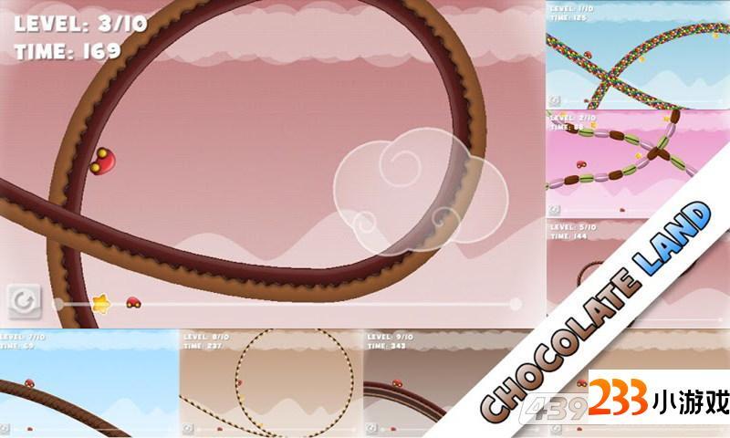 糖果赛车 - 233小游戏