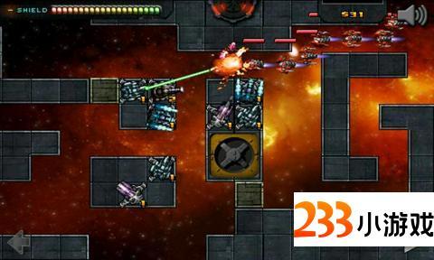 星球起义(Star Rebellion Lite) - 233小游戏