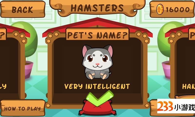 MyVirtualHamsterCutePet公司 - 233小游戏