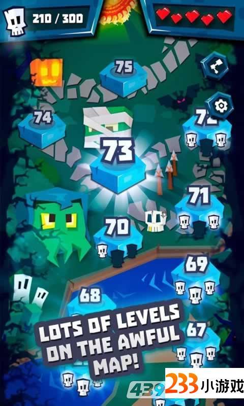 恐怖之夜立方体 - 233小游戏